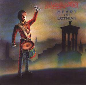 Marillion: Heart Of Lothian - Cover