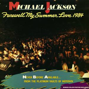 Michael Jackson: Farewell My Summer Love - Cover