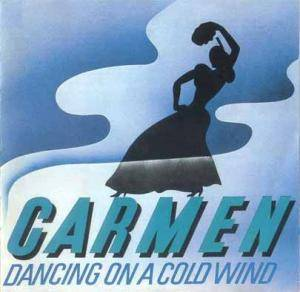Carmen: Dancing On A Cold Wind - Cover