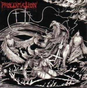 Proclamation: Proclamation / Teitanblood - Cover