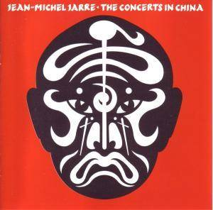 Jean Michel Jarre: Concerts In China, The - Cover