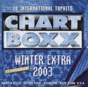 Cover - Paul van Dyk Feat. Vega4: Chartboxx - Winter Extra 2003