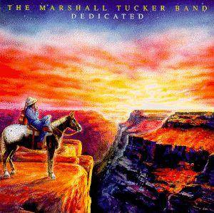 Cover - Marshall Tucker Band, The: Dedicated