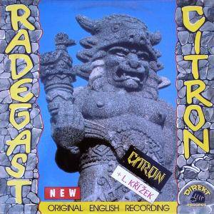 Citron: Radegast - Cover