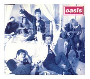 Oasis: Cigarettes & Alcohol - Cover