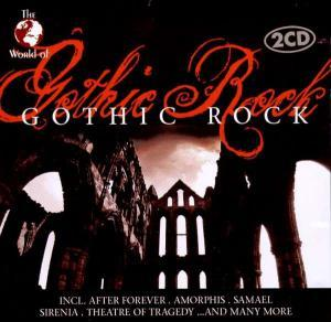 World Of Gothic Rock, The - Cover