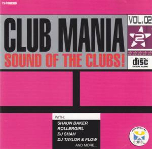 Cover - Gouryella: Club Mania - Sound Of The Clubs! Vol. 02