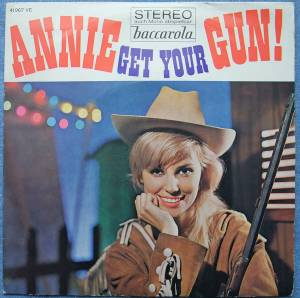 Cover - Irving Berlin: Annie Get Your Gun!
