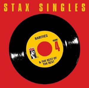 Cover - Shirley Brown: Stax Singles Volume 4 - Rarities & The Best Of The Rest