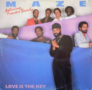 Cover - Maze Feat. Frankie Beverly: Love Is The Key