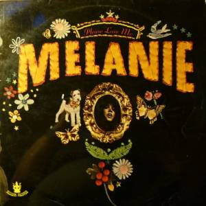Cover - Melanie: Please Love Me