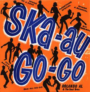 Cover - Soul Brothers, The: Ska-Au-Go-Go