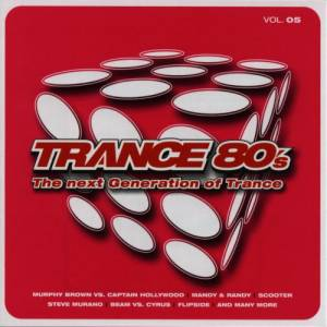 Cover - Trance Angel: Trance 80's Vol. 5
