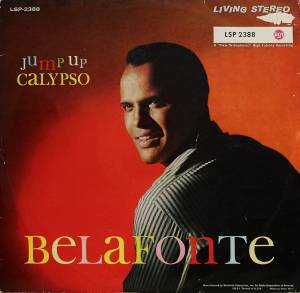 Harry Belafonte: Jump Up Calypso (LP) - Bild 1