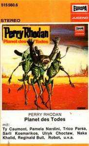 Perry Rhodan: (Europa70) (03) Planet Des Todes (Tape) - Bild 1
