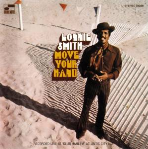 Cover - Lonnie Smith: Move Your Hand