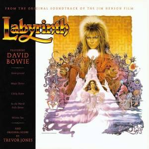 David Bowie & Trevor Jones + Trevor Jones + David Bowie: Labyrinth (Split-LP) - Bild 1