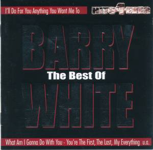 Barry White: Hits 4 Ever - The Best Of Barry White (CD) - Bild 1
