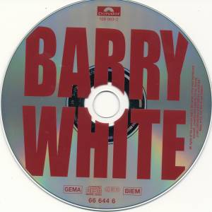 Barry White: Hits 4 Ever - The Best Of Barry White (CD) - Bild 3