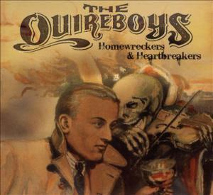 Quireboys, The: Homewreckers & Heartbreakers - Cover