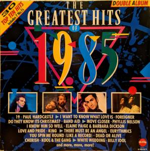 Cover - Bronski Beat & Marc Almond: Greatest Hits Of 1985, The