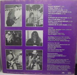 The Case: Blues-Power (LP) - Bild 2