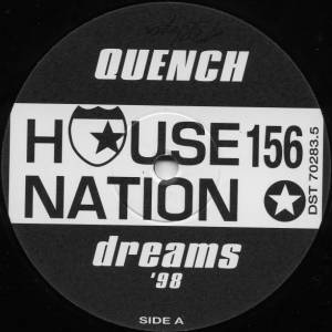 Cover - Quench: Dreams '98