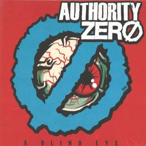 Cover - Smoke Or Fire: Authority Zero / Smoke Or Fire