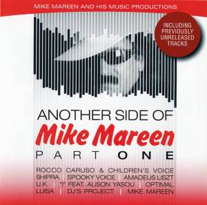 Cover - DJ's Project: Another Side Of Mike Mareen Part One