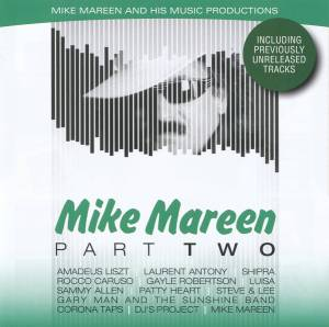 Cover - DJ's Project: Another Side Of Mike Mareen Part Two
