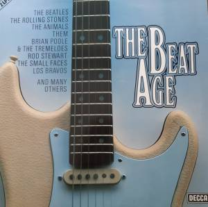Cover - Big Three, The: Beat Age, The