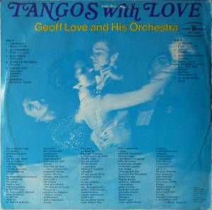 Geoff Love And His Orchestra: Tangos With Love (LP) - Bild 2