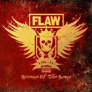 Cover - Flaw: Vol IV - Because Of The Brave