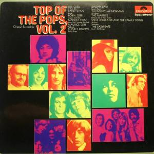 Cover - Charlie Brown: Top Of The Pops, Vol. 2