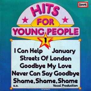 Cover - Air Mail, The: Hits For Young People 1