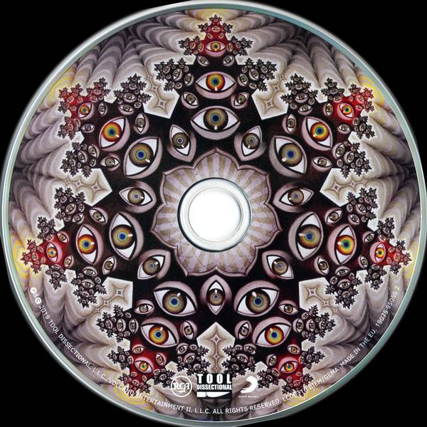 Tool: Fear Inoculum - CD (2019, Limited Edition, Special