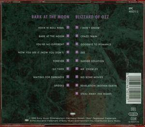 Ozzy Osbourne: Bark At The Moon / Blizzard Of Ozz (2-CD) - Bild 2