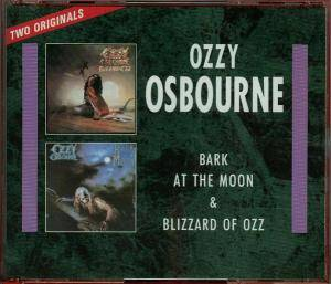 Cover - Ozzy Osbourne: Bark At The Moon / Blizzard Of Ozz
