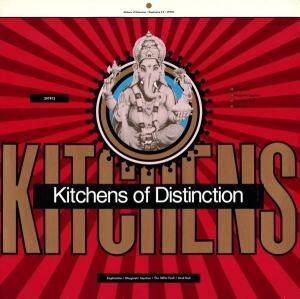 Cover - Kitchens Of Distinction: Elephantine E.P.