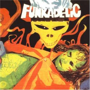 Cover - Funkadelic: Let's Take It To The Stage