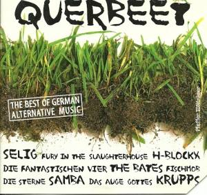Cover - Mink Stole: Querbeet: The Best Of German Alternative Music