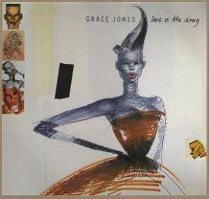 Grace Jones: Love Is The Drug - Cover