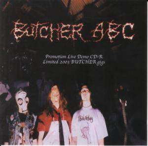 Cover - Butcher ABC: Promotion Live Demo