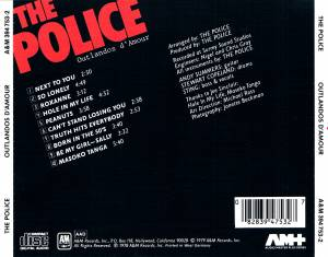 The Police: Outlandos d'Amour (CD) - Bild 5