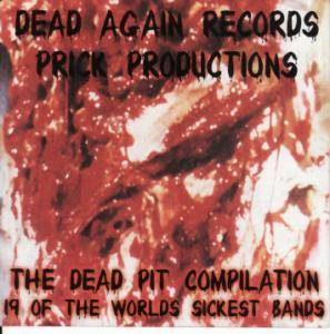 Cover - Gorerotted: Dead Pit, The