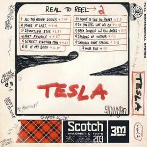 Tesla: Real To Reel 2 - Cover