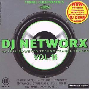 Cover - SveN-R-G: DJ Networx Vol. 13