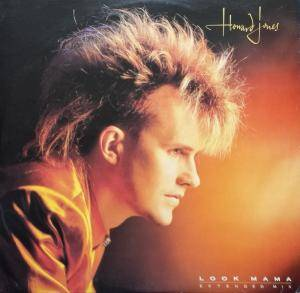 Howard Jones: Look Mama - Cover