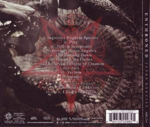 Enthroned: Tetra Karcist (CD) - Bild 2