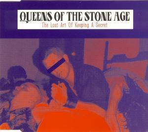 Queens Of The Stone Age: Lost Art Of Keeping A Secret, The - Cover